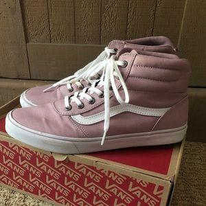 VANS Old Skool Milton Hi Top Sneakers Skate Shoes